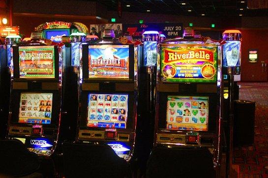 Игровые автоматы 777 в Вулкан казино – пример настоящей классики