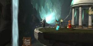 Новый квест The Cave