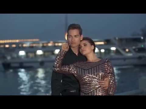Модель з Тернополя знялася у кліпі відомого співака (відео)