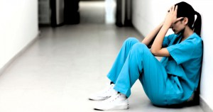 У Тернополі чоловік напав на медсестру, яка йому допомагала