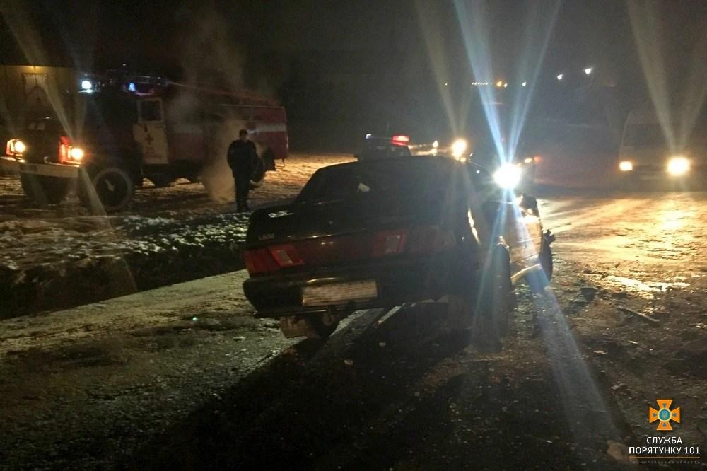На Тернопільщині сталася жахлива аварія (фото)