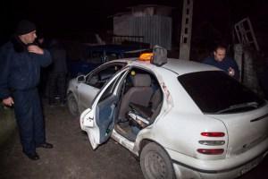 На Тернопільщині зловмисник напав на чоловіка в автомобілі