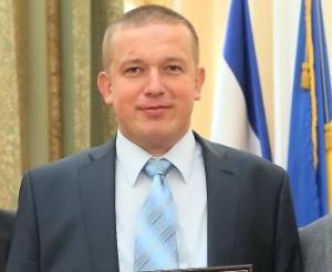 Андрій Матла вітає тернополян зі Старим Новим роком