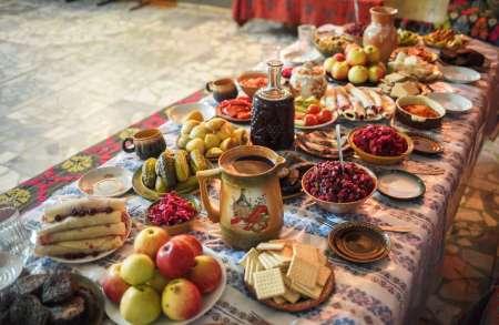 Какие 12 блюд нужно готовить на Рождество Христово и Свят вечер