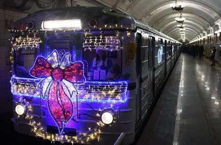 Московское метро и МЦК продлят работу в рождественскую ночь