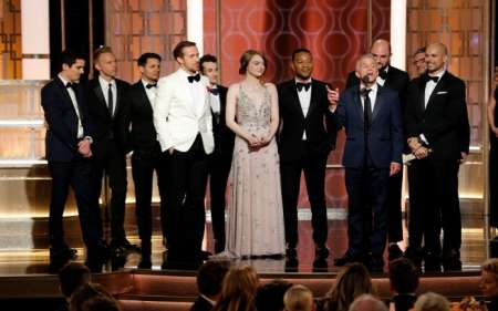 В Лос-Анджелесе состоялась церемония вручения кинопремии «Золотой глобус»