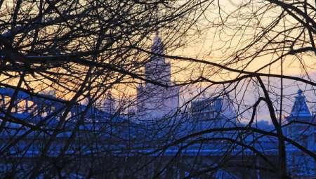 В Москве в предстоящие выходные ожидается рекордно высокое давление