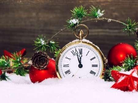 Короткие смс-поздравления со Старым Новым годом 2018