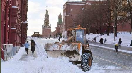 Синоптики предупредили о сильном снегопаде в Москве в ночь на 15 января