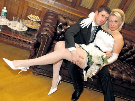 Мария Захарова рассказала как ее свадебные фото попали в Сеть