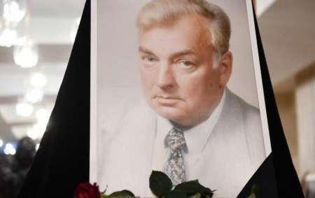 Прощание с Михаилом Державиным 15 января: видео из театра Сатиры в Москве