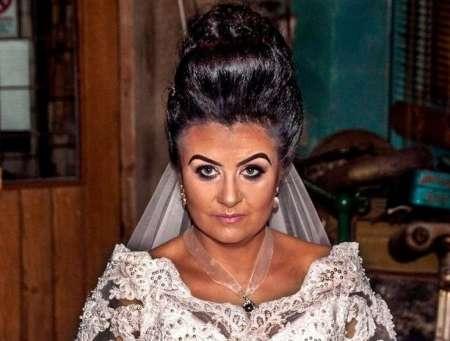 Британка Аманда Тиг вышла замуж за призрака Джека Воробья