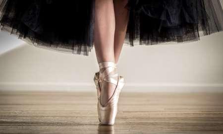 Жительница Великобритании Барбара Питерс стала балериной в 80 лет
