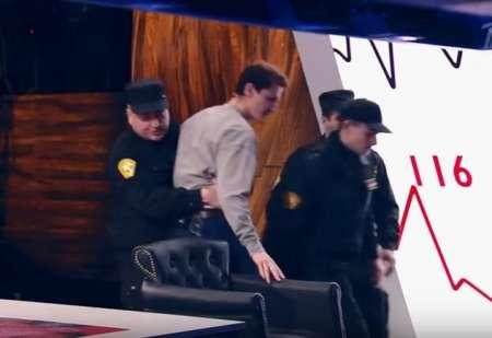 Дмитрий Шепелев спровоцировал драку в эфире шоу «На самом деле». ВИДЕО
