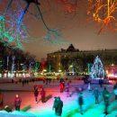 Студенты в Татьянин день 25 января (день студента) смогут пройти на московские катки бесплатно