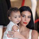 Ким Кардашьян сообщила имя новорожденной дочки