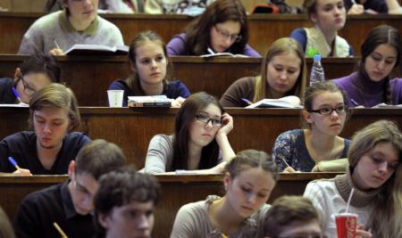 В Башкирии студенты получат стипендию 25 тысяч рублей