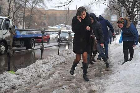 Прогноз погоды в Москве на неделю с 29 января по 4 февраля: в столицу придет оттепель