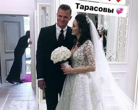 Николай Басков и Виктория Лопырева стали ведущими свадьбы Дмитрия Тарасова и Анастасии Костенко