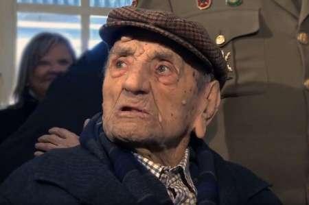 Самый старый мужчина в мире умер в возрасте 113 лет в Испании