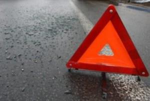 Інкасаторський автомобіль скоїв аварію та втік з місця події