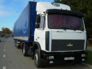 На Тернопільщині невідомий обікрав вантажівку