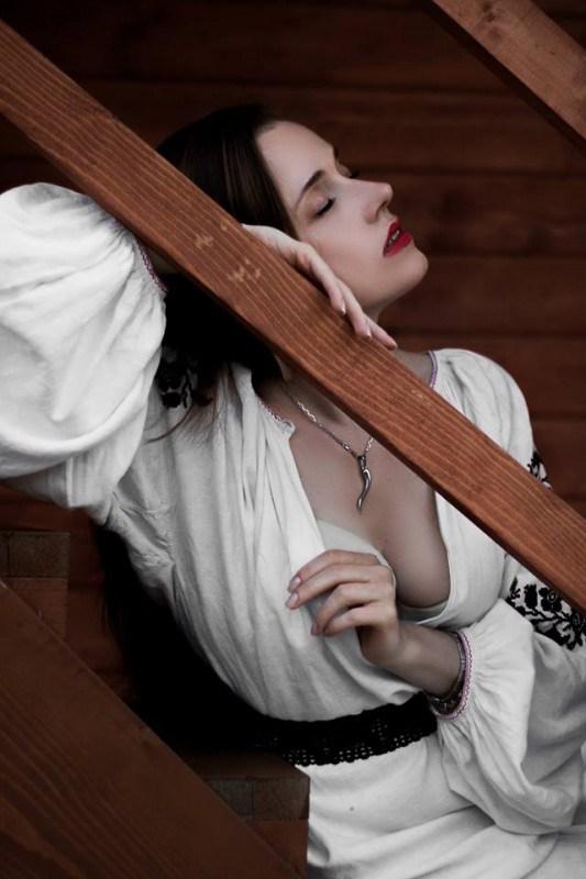 Українська душа й тіло, висвітлені в чуттєвих знімках (фото)