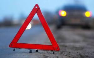На Шпитальній у Тернополі зіткнулися два авто