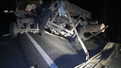 На Житомирщині тернополяни потрапили у моторошну аварію (фото)