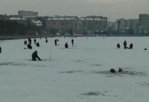 У Тернополі розпочався рибальський сезон
