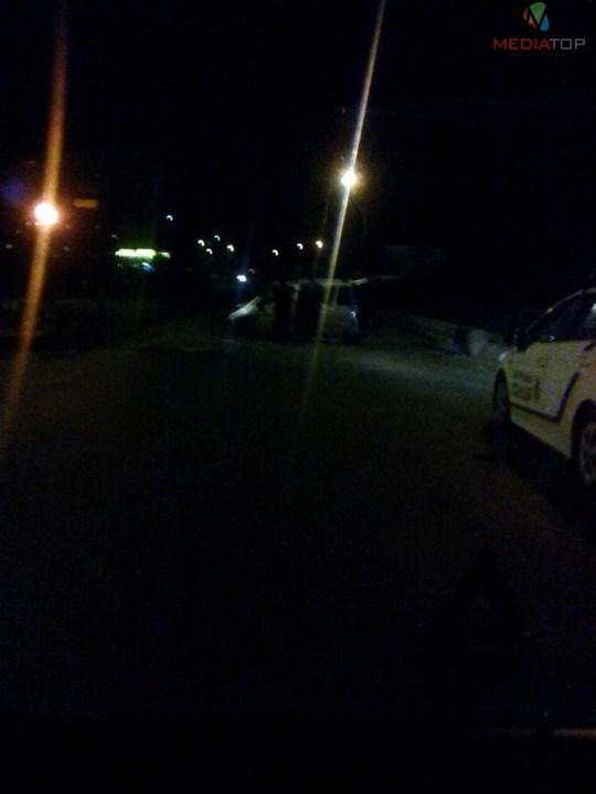 На Великогаївському мості у Тернополі знову аварія (фото)