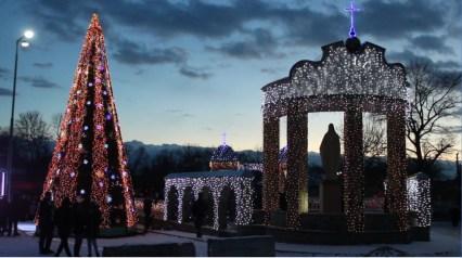 Під Тернополем провели різдвяний фестиваль (фото)