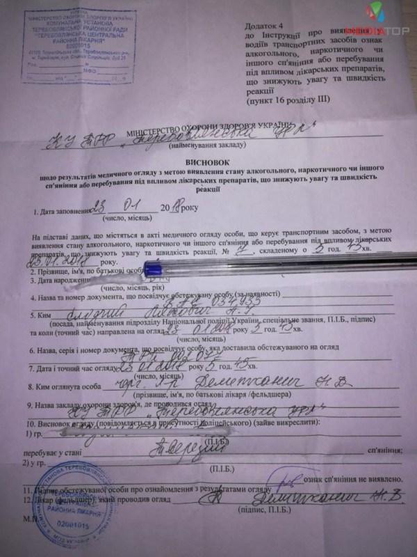 Медики спростували факт сп'яніння хлопця, який катав загиблу студентку на санках (фото)
