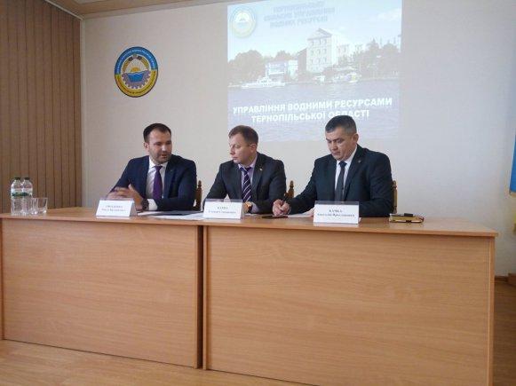 Гості з Києва презентували нового тернопільського начальника (фото)
