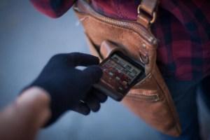 У тернополянки вкрали дорогий мобільний телефон