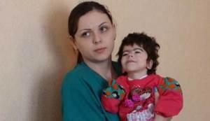 Сім'я з Тернополя взяла на виховання дитину-інваліда (фото)