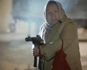 Тернопільські пенсіонерки обплювали водія