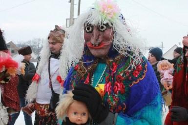 Якою була найбільша Маланка України? (фото)
