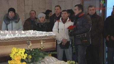 У Тернополі попрощалися з режисером, який замерз на смерть (фото, відео)