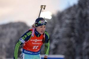 Українки показали хороші результати в індивідуальній гонці
