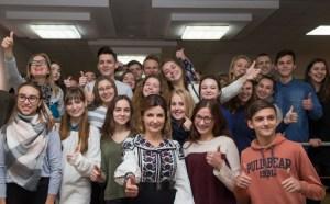 Тернопільщину хоче відвідати Марина Порошенко