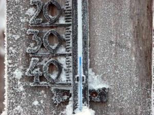 Увага! На Тернопільщину насуваються сильні морози