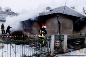На Тернопільщині гасили масштабну пожежу (фото)