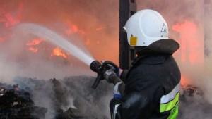 На Тернопільщини рятували магазин