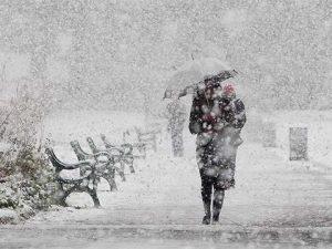 Вихідними Тернопільщину засипатиме снігом