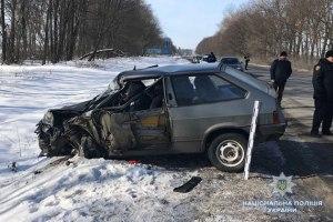 На Тернопільщині в аварії загинув чоловік (фото)