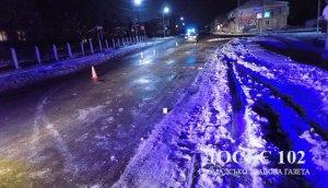 На Кременеччині водій втік з місця аварії