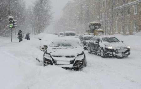 Прогноз погоды на неделю: В Москве к концу недели потеплеет до нуля градусов