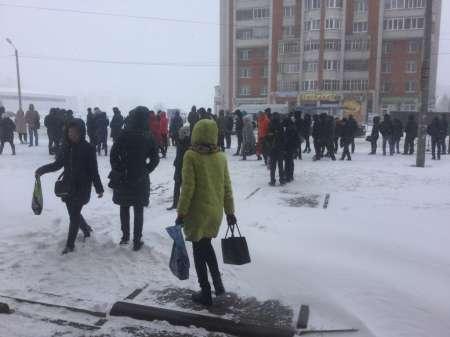 Роструд разрешил россиянам опаздывать на работу из-за плохой погоды