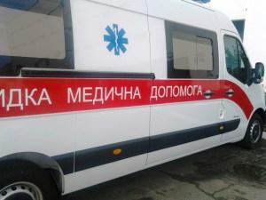 Біля Тернополя після аварії помер чоловік